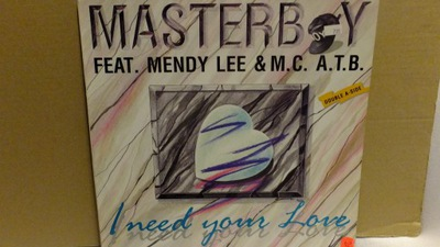 MASTERBOY - INEED YOUR LOVE#493