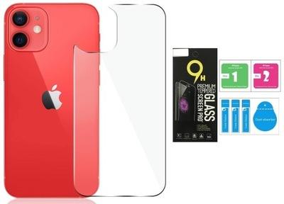 Szkło Hartowane na Tył plecy iPhone 12 Mini