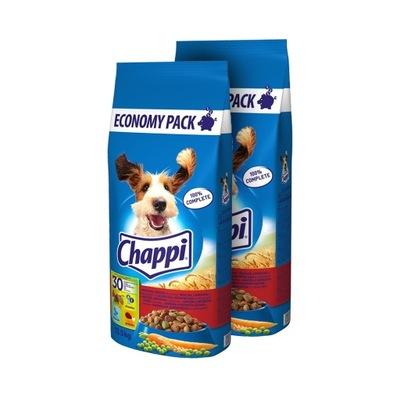 Chappi говядина Птица Овощи 13 ,5kg x 2 = 27кг