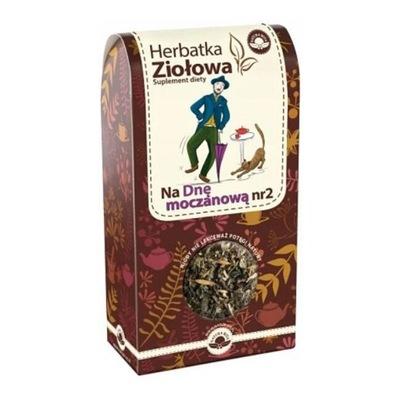 Natura Wita Herbatka ziołowa Dnazioł nr 2 80g