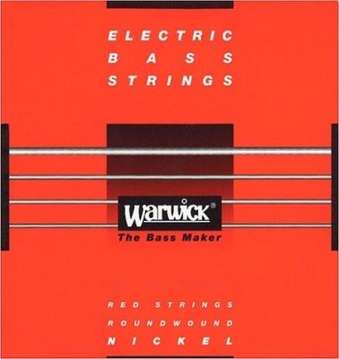 WARWICK 46200 45-105 Red Label Struny do basu niki