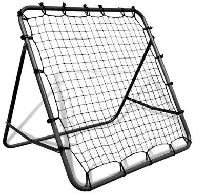 Rebounder Trenażer Rama Treningowa+siatka 120x120