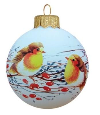 Традиционная стекло  новогоднее представление - 6084