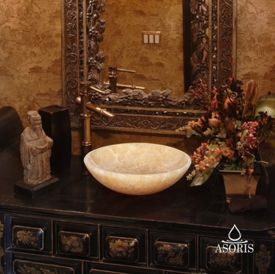 Kamenné umývadlo ASORIS (HN300_KR)