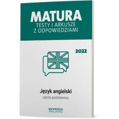 Matura 2022 Język angielski Testy i arkusze ZP