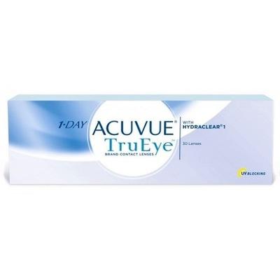 Soczewki jednodniowe Acuvue TruEye 1-Day 30szt