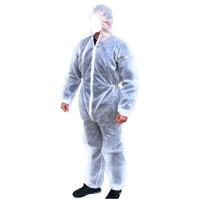 костюм защитный одноразовый размер L
