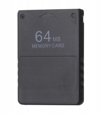 PS2 Karta Pamięci 64 MB +Free MCBoot 1.966 PL FMCB