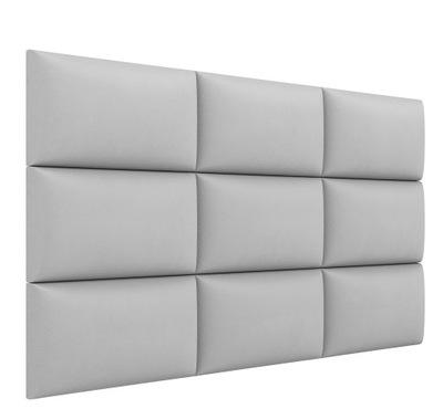 Panele tapicerowane do salonu sciana TV 50x40
