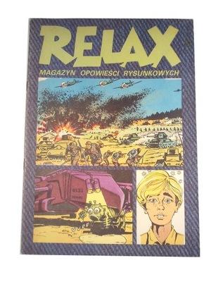 RELAX nr. 16 1978 r. wyd. I stan kolekcjonerski.