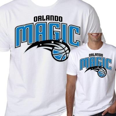 T-Shirt KOSZULKA ORLANDO MAGIC NBA PREZENT L 0484