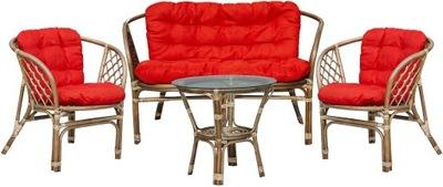 комплект мебели rattanowych BAHAMA EXCLUSIVE