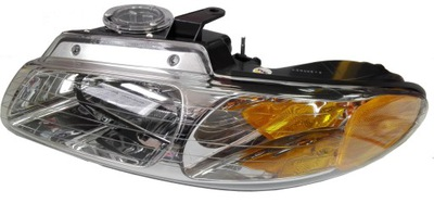 Reflektor lampa CHRYSLER VOYAGER CARAVAN 96-99