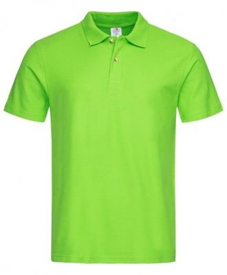 Koszulka Polo męska Stedman 100% bawełny L