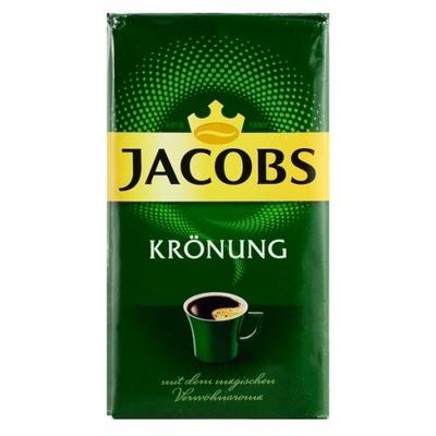 кофе молотая ДЖЕЙКОБС KRONUNG DE немецкий  . 500?