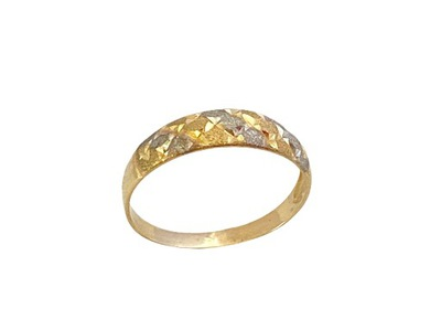 Złoty Pierścionek Próba 585 Rozmiar 20