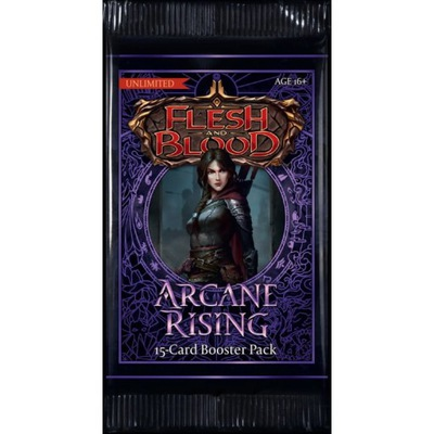Flesh and Blood TCG Arcane Rising - Booster