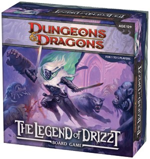 Dungeons & Dragons - The Legend of Drizzt Wwa