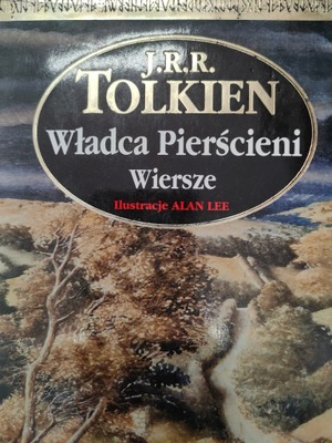 Tolkien WŁADCA PIERŚCIENI WIERSZE
