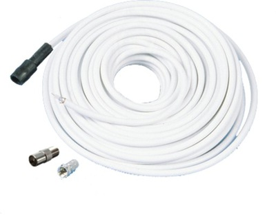 KABEL koncentryczny TECHNISAT COAXCABLE CE uHD 20m