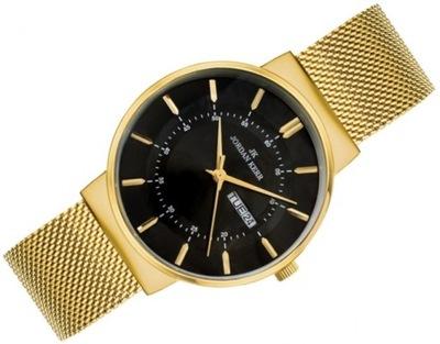Klasyczny Zegarek Męski Na Bransolecie Jordan Kerr