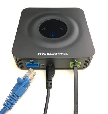 Bramka VOIP Grandstream HT801 1 Port ATA Adapter