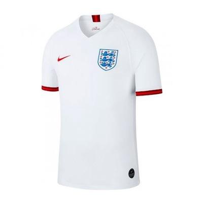 Koszulka Nike Anglia biała jr size 140 152