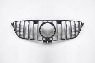 GRILL/ATRAPA MERCEDES C 292 2015+ - GT Silver