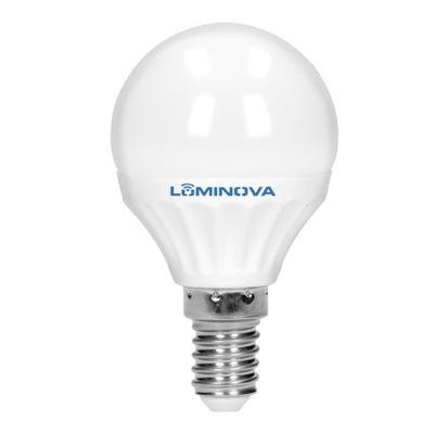 ЛАМПА E14 LED ??? 8 ВТ 806lm = 60W LUMINOVA