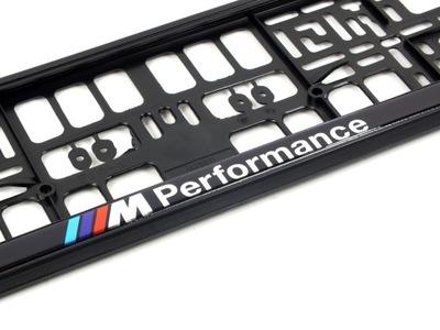 РАМКА ТАБЛИЦИ REJESTRACYJNEJ BMW M-PERFORMANCE