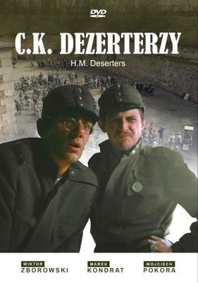 C.K. DEZERTERZY (M. KONDRAT) (DVD)