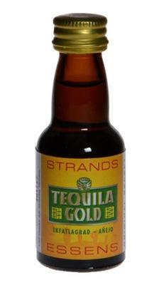 заправка ??? алкоголя STRANDS ТЕКИЛА GOLD 25ml