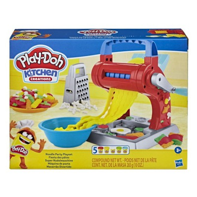 Hasbro Playdoh Makaronowe Szalenstwo E7776 9581273773 Oficjalne Archiwum Allegro