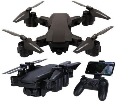 DRON TURBO KAMERA HD KOMPAS POWRÓT ŻYROSKOP WiFi