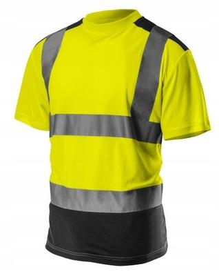 NEO T-shirt koszulka robocza odblaskowa rozmiar M