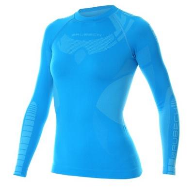 Termoaktywna lekka bluza damska BRUBECK Dry - M