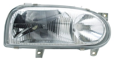 REFLEKTOR LAMPA PR TYC H1+H1 VW Golf III 3 91-97