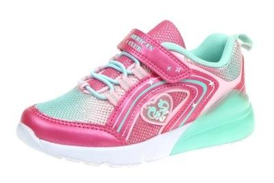 Buty Sportowe Dziecięce AMERICAN Adidasy Rzep 31