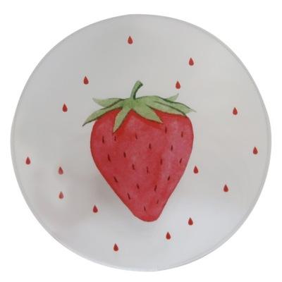 1pc Cartoon Jewelry Plate Taca domowa Ozdoba