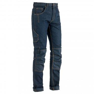 Spodnie Jeans Robocze ELASTYCZNE Miner przewiewne