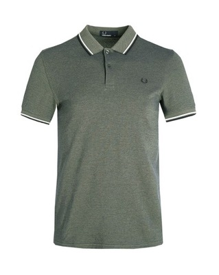 FRED PERRY TWIN TIPPED SHIRT POLO / S / NOWE!