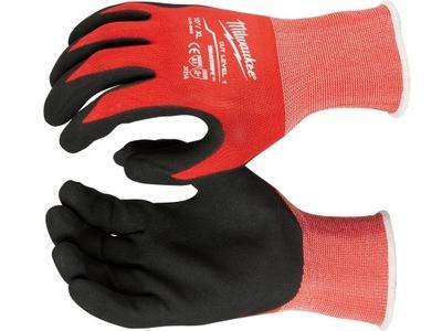 Милуоки перчатки рабочие Л -9 ИММУННЫЕ УРОВЕНЬ 1