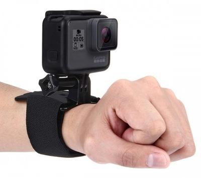 UCHWYT rękę nadgarstek dłoń opaska GoPro 6 7 8 9