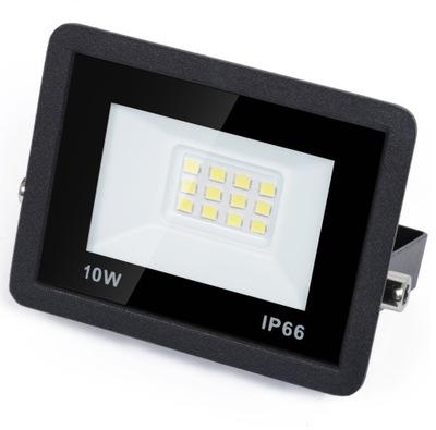 HALOGEN LED 10W NAŚWIETLACZ LAMPA IP66 950lm=100W