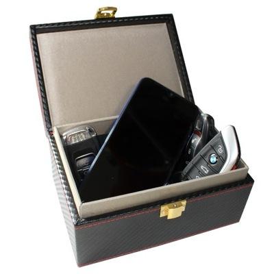 BLOQUE FARADAYA BLOQUE SEÑAL KEYLESS GSM RFID