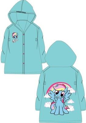 My Little Pony 5-6 przeciwdeszczowy płaszcz110/116