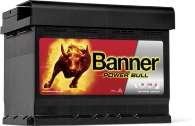 BANNER POWER BULL 72Ah 670A