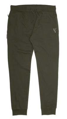 Spodnie Lightweight Joggers Green/silver Roz S Fox