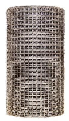 Siatka zgrzewana ocynkowana, 6x6 d/0,65, h/1,0x5 m