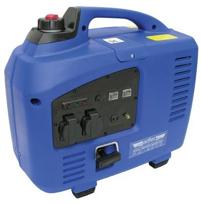 ADLER Inwertorowy agregat prądotwórczy 2,2 kW
